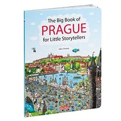 The Big Book of PRAGUE for Little Storytellers (978-80-87034-43-9)