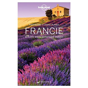 Francie Poznáváme s Lonely Planet (978-80-256-1952-0)