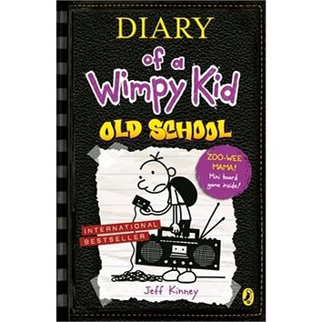 Diary of a Wimpy Kid, Old school book 10 new ed. (9780141377094)