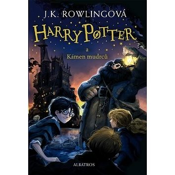 Harry Potter a Kámen mudrců (978-80-00-04724-9)