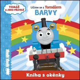Učíme se s Tomášem Barvy: Kniha s okénky (978-80-252-3876-9)