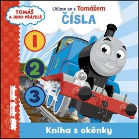 Učíme se s Tomášem Čísla: Kniha s okénky (978-80-252-3877-6)