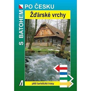 Žďárské vrchy: Pěší turistické trasy (978-80-7497-191-4)