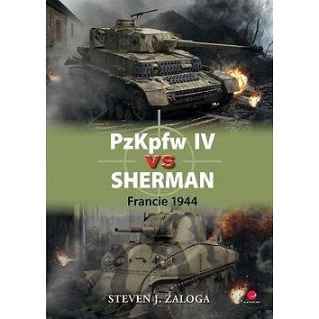 PzKpfw IV vs Sherman: Francie 1944 (978-80-271-0402-4)