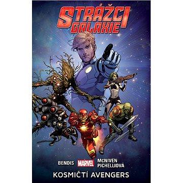 Strážci galaxie Kosmičtí Avengers (978-80-7449-499-4)