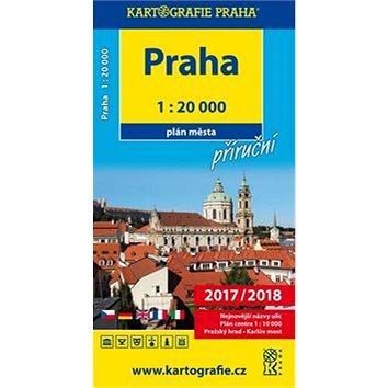 Praha 1:20 000: Plán města příruční (978-80-7393-433-0)