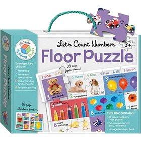Puzzle pro nejmenší Počítání BOX (978-80-242-5713-6)