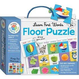 Puzzle pro nejmenší První slova BOX (978-80-242-5715-0)