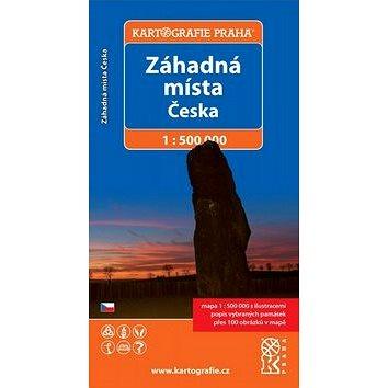 Záhadná místa Česka: 1 : 500 000 (978-80-7393-434-7)
