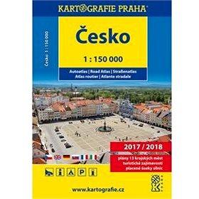 Česko autoatlas 1 : 150 000 (978-80-7393-437-8)