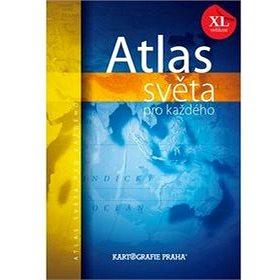 Atlas světa pro každého XL (978-80-7393-440-8)