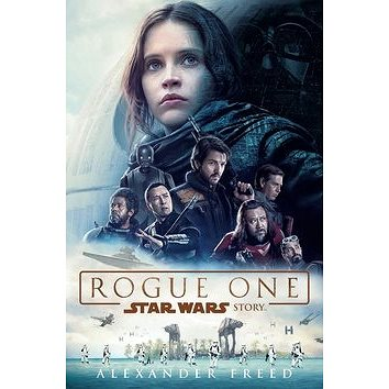 STAR WARS Rogue One (978-80-252-3974-2)