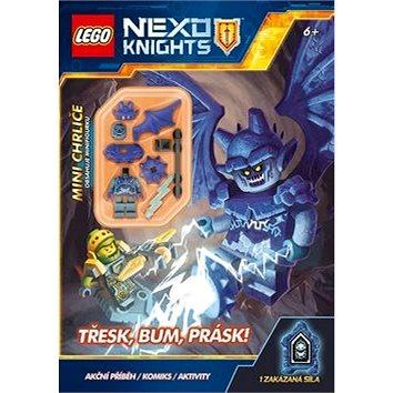 LEGO NEXO KNIGHTS Třesk, bum, prásk!: Akční příběh, komiks, aktivity (978-80-264-1492-6)