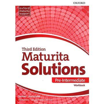 Maturita Solutions 3rd Edition Pre-Intermediate Workbook Czech Edition (9780194510608)