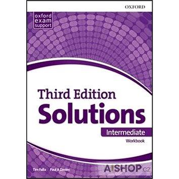 Maturita Solutions 3rd Edition Intermediate Workbook Czech Edition (9780194504539)
