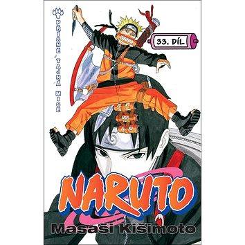 Naruto 33 Přísně tajná mise (978-80-7449-459-8)