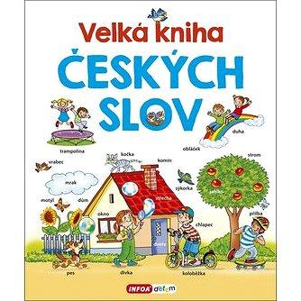 Velká kniha českých slov (978-80-7547-134-5)
