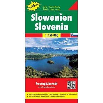Slovinsko 1:150 000 (9783707904734)