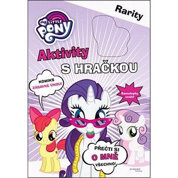 My Little Pony Aktivity s hračkou Rarity: Komiks zábavné úkoly (8594063858880)