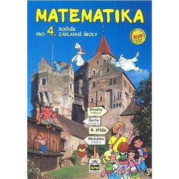 Matematika pro 4. ročník základní školy RVP: učebnice (978-80-7235-599-0)