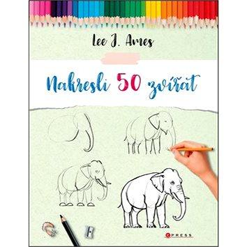 Nakresli 50 zvířat (978-80-264-1579-4)