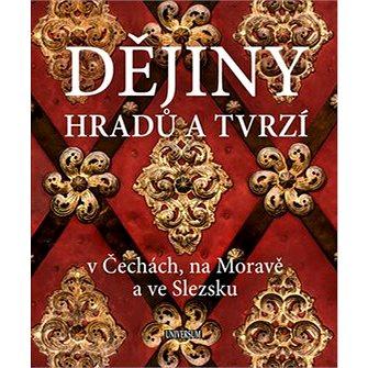Dějiny hradů a tvrzí: v Čechách, na Moravě a ve Slezsku (978-80-242-5831-7)