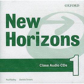 New Horizons 1 Class Audio CDs /2/ (9780194134323)