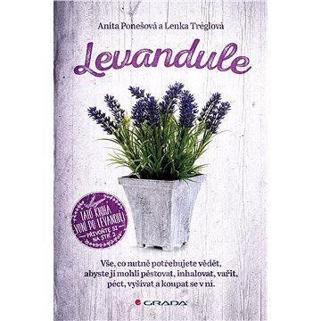 Levandule (978-80-271-0524-3)