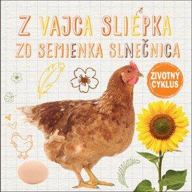 Z vajca sliepka Zo semienka slnečnica: Životný cyklus (978-80-567-0148-5)