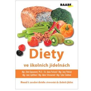 Diety ve školních jídelnách: Manuál k zavedení dietního stravování do školních jídelen (978-80-7496-328-5)