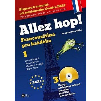 Allez hop! + 3CD: Francouzština pro každého 1 (978-80-266-1131-8)