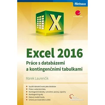 Excel 2016 (978-80-271-0477-2)