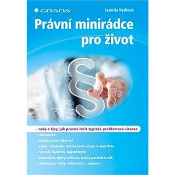Právní minirádce pro život (978-80-271-0179-5)