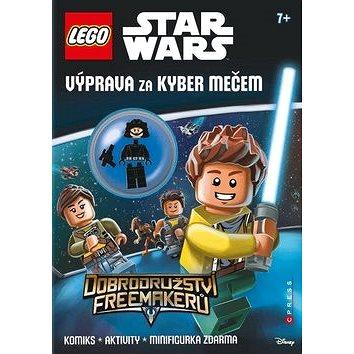 LEGO Star Wars Výprava za kyber mečem: Komiks, aktivity, minifigurka zdarma (978-80-264-1522-0)