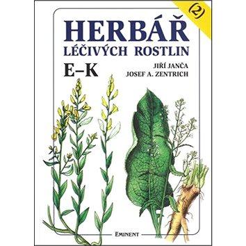 Herbář léčivých rostlin (2): E- K (978-80-7281-368-1)