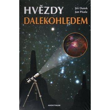 Hvězdy dalekohledem (978-80-7442-054-2)