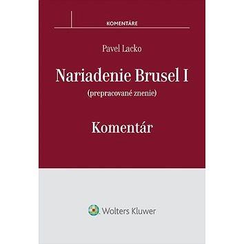 Nariadenie Brusel I Komentár: Prepracované znenie (978-80-8168-438-8)