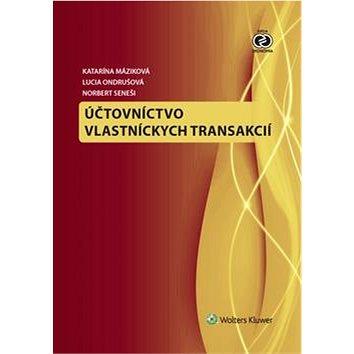 Účtovníctvo vlastníckych transakcií (978-80-8168-501-9)