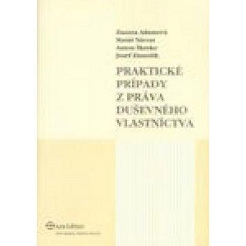 Praktické prípady z práva duševného vlastníctva (978-80-8078-287-0)