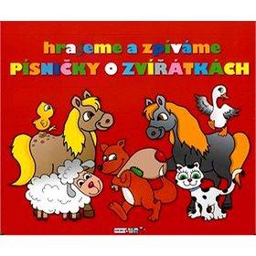 Hrajeme a zpíváme písničky o zvířátkách: Piánko (978-80-255-0998-2)