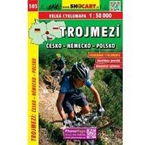 Trojmezí Česko-Německo-Polsko 1: 50 000: 503 (978-80-7224-667-0)