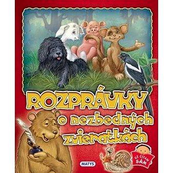 Rozprávky o nezbedných zvieratkách (978-80-8088-528-1)