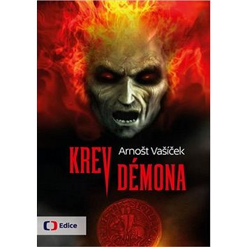 Krev démona (978-80-7404-226-3)