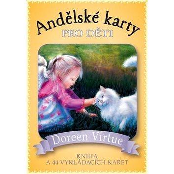 Andělské karty pro děti: kniha a 44 karet (978-80-7370-467-4)