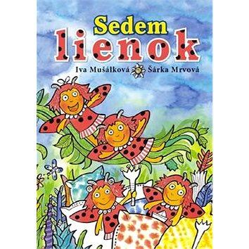 Sedem lienok (978-80-7451-652-8)