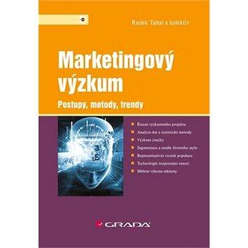 Marketingový výzkum: Postupy, metody, trendy (978-80-271-0206-8)