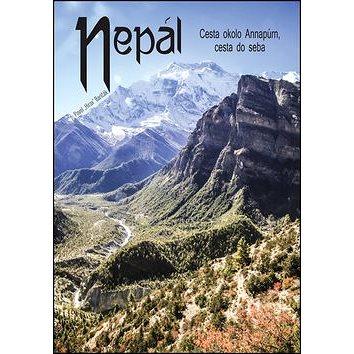 Nepál: Cesta okolo Annapúrn, cesta do seba (978-80-89711-67-3)