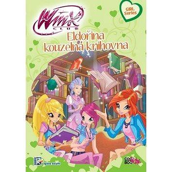 Winx Girl Series Eldořina kouzelná knihovna (978-80-7544-388-5)