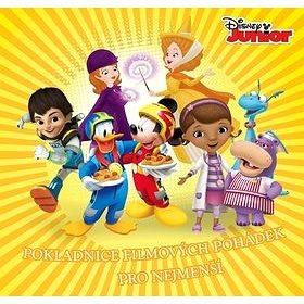 Disney Junior Pokladnice filmových pohádek pro nejmenší (978-80-252-4040-3)