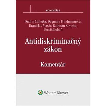 Antidiskriminačný zákon: Komentár (978-80-8168-641-2)